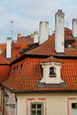 Free Roofs Of Prague Stock Images - 22661994