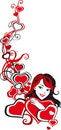 Free Valentine Border Stock Images - 22667484