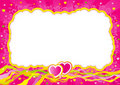 Free Valentines Card At Retro Style Royalty Free Stock Photo - 22669505