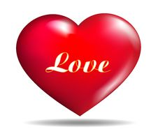 Free Love Royalty Free Stock Photo - 22661225
