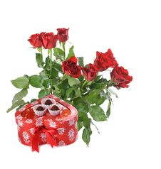 Free Gift For St.Valentine S Day Stock Photography - 22667042