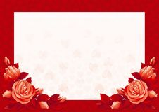 Free Red Valentines Card Stock Photography - 22669922
