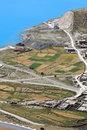 Free Small Village Near Yamdrok Lake Stock Image - 22678711