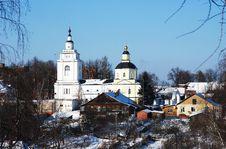 Free Pokrova Presvjatoj Bogoroditsy S Temple Royalty Free Stock Image - 22671246