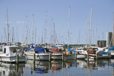 Free Boats In A Harbor Stock Photos - 22675213