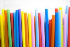 Free Colorful Straws Stock Photos - 22678143