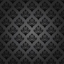 Free Seamless Wallpaper Pattern Royalty Free Stock Photography - 22678147