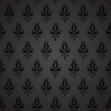 Free Seamless Wallpaper Pattern Royalty Free Stock Images - 22678229