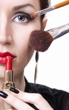 Free Full Beauty Treatment Royalty Free Stock Photography - 22678807