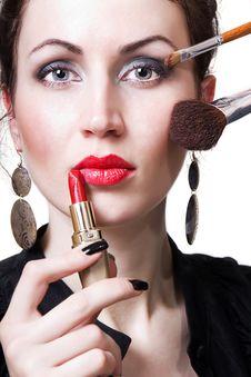 Free Full Beauty Treatment Royalty Free Stock Photo - 22678825