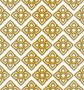 Free Thai Art Pattern Royalty Free Stock Photos - 22695428