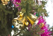 Free Christmas Decorations Royalty Free Stock Photos - 22690568