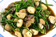 Free Stir Fried Stock Photos - 22690583