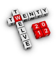 Free 2012 - Twenty Twelve Stock Photography - 22692792