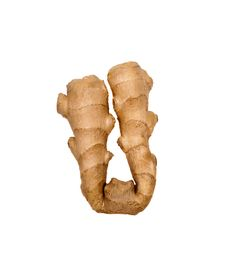 Isolated Ginger Royalty Free Stock Images