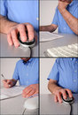Free 4 Images Of An Office Worker Stock Photo - 2277460