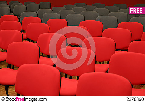 Free Many Chairs Stock Photo - 2278360