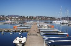 Free Boat Harbor Stock Photo - 2270310