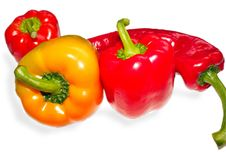 Free Mixed Peppers Royalty Free Stock Photography - 2271677