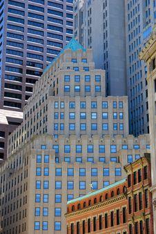 Free Downtown Boston Stock Image - 2271841