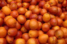 Rubby Oranges Stock Image