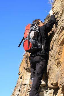 Free Climbing Royalty Free Stock Image - 2273806