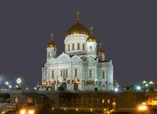 Free Temple Hrista Savior Royalty Free Stock Photography - 2274607