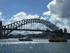 Free Sydney Harbour Bridge Stock Photos - 2275283