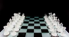 Free Chess - The Game Is On Royalty Free Stock Image - 2275496