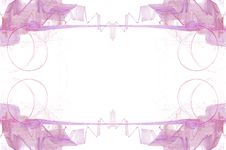 Free Pink Swirls Royalty Free Stock Image - 2275536