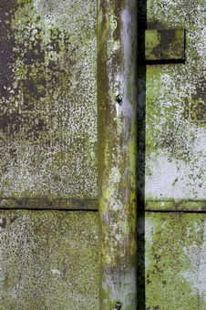 Free Rusted Metal Background Stock Photography - 2275712