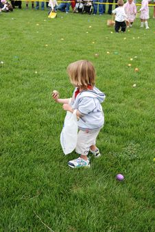 Free Egg Hunting Stock Image - 2276691