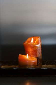Free Aromatic Candles Stock Images - 2278164