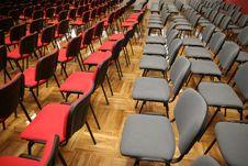 Free Many Chairs Stock Photo - 2278330
