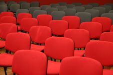 Free Many Chairs Stock Photo - 2278360