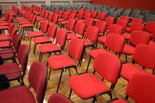 Free Many Chairs Royalty Free Stock Photos - 2278368