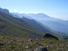 Free Tuyuk-su Mountains_06 Stock Images - 2278404