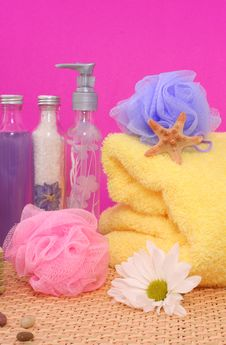 Free Spa Products Stock Images - 2279004