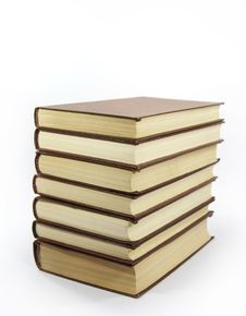 Free Stack Of Books Stock Photos - 2279403