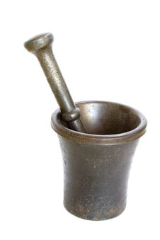 Mortar And Pestle Royalty Free Stock Photo