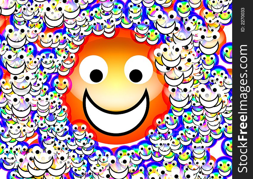 Happy Face 7