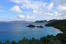 Free Trunk Bay Royalty Free Stock Images - 22701989
