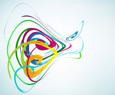 Free Swirl Stock Photography - 22707872