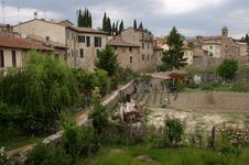 Free Bevagna - Ancient Village Stock Images - 22708524