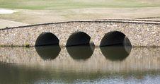 Free Stone Bridge Royalty Free Stock Photos - 22710028