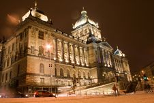 Free Czech National Museum Royalty Free Stock Photos - 22715718