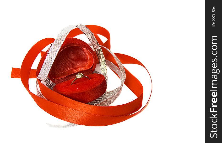 Engagement ring / Valentine