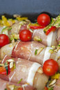 Free Chicken Roulade Stock Photo - 22724030