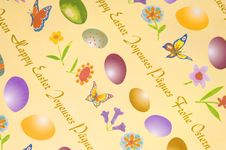 Free Eastern Wallpaper Background Royalty Free Stock Photography - 22721197