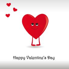 Free Card On Valentine S Day Stock Photo - 22722020